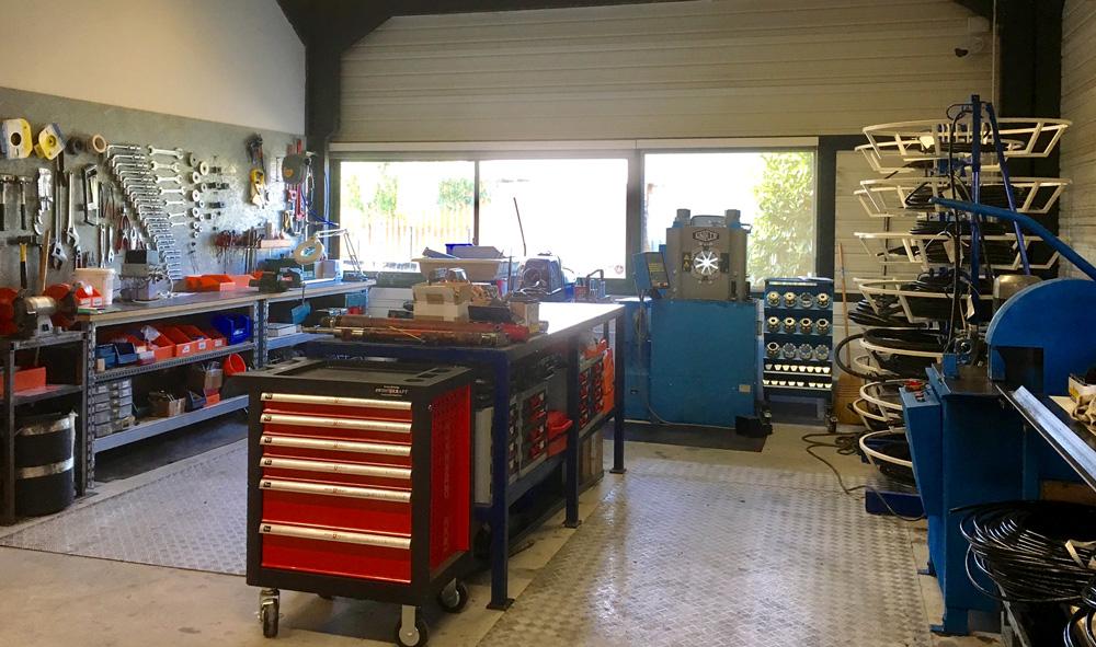 HYDRA Technic - atelier